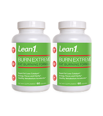 Lean1 Burn Extreme (2 bottles)
