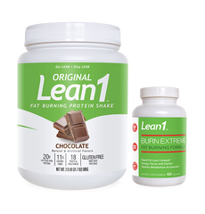 Lean1 Chocolate + Burn Extreme