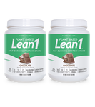Lean1 Plant-Based Chocolate (2 tubs)