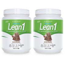 Lean1 Chocolate (2 tubs)