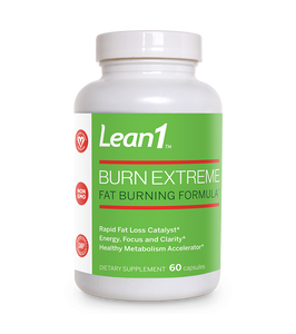 Lean1 Burn Extreme bottle