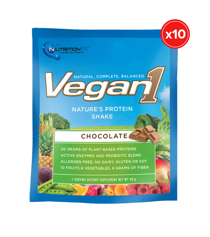 Vegan1 10-Serving Packets