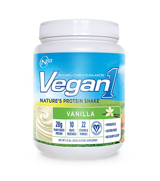 Vegan1 15-Serving bundle