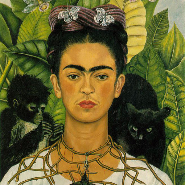 Frida Khalo : The Exhibit
