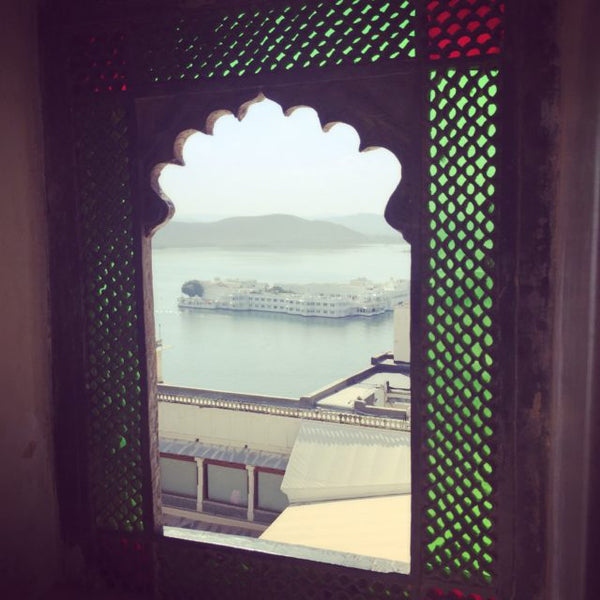 Art Scarf Travel Diaries : Udaipur