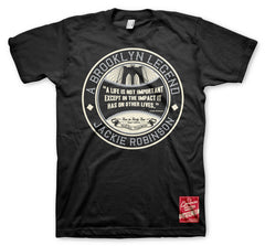 BROOKLYN LEGEND BLACK TEE