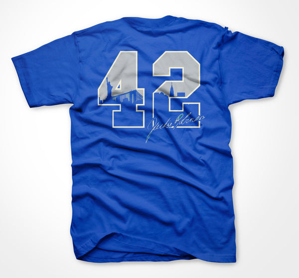 BROOKLYN LEGEND ROYAL TEE