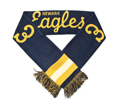 Newark Eagles Knit Scarf