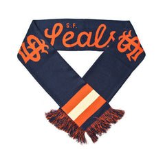 SF Seals Knit Scarf
