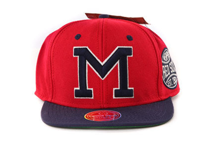 Memphis Red Sox Two Tone Snapback
