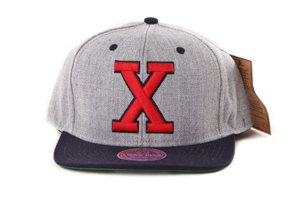 X Giants Grey Two Tone Snapback