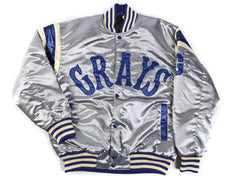 Homestead Grays Satin Jacket