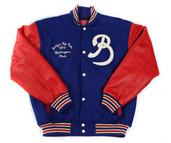 Brooklyn Tip Tops Two Premium Varsity Jacket