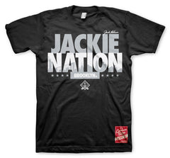 JACKIE NATION BLACK TEE
