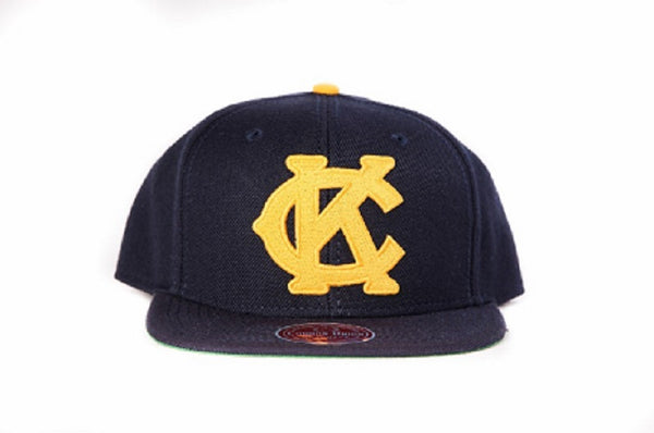 KC Monarchs Limited Edition Royal Blue / Gold Snapback