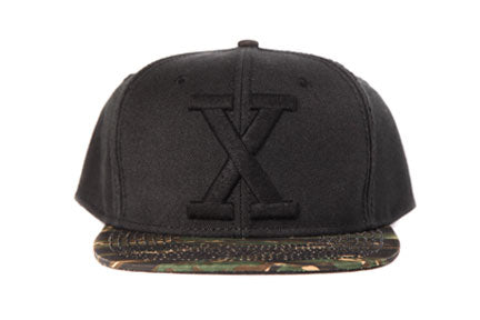 Cuban X Giants Tiger Print Strapback