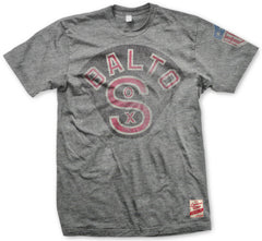 Balto Black Sox Premium Tee