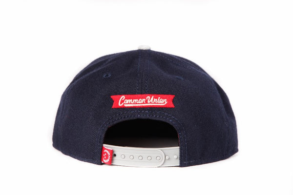 "Homestead Grays ""G"" Navy Snapback"