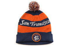 SF Seals Beanie and Scarf Set