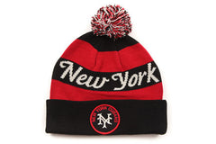 New York Cubans Beanie and Scarf Set