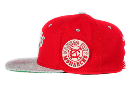 KC Monarchs City Block Snapback