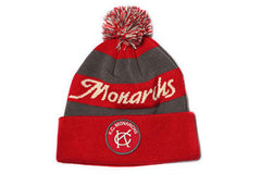 KC Monarchs Beanie and Scarf Set