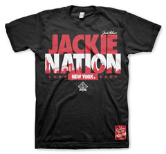 JACKIE NATION RED TEE