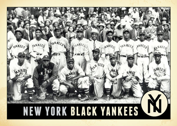 New York Blk Yankees Stars Premium Tee