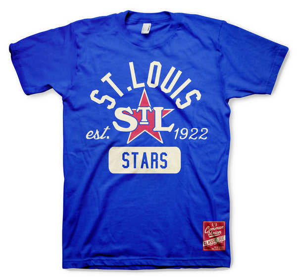 St. Louis Stars Royal Classic Tee
