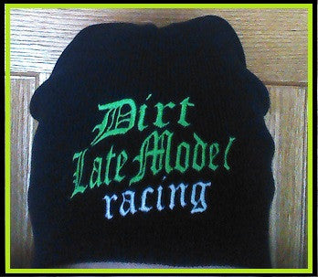 Knit Dirt Late Model Racing Hat