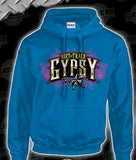 Dirt Track Gypsy -  Dirt Late Model Hoodie