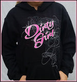 "Dirt Modified ""Dirty Girl"" Hoodie"