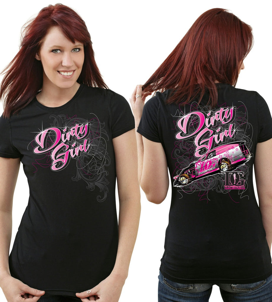 "Dirt Modified ""Dirty Girl"" T-Shirt"