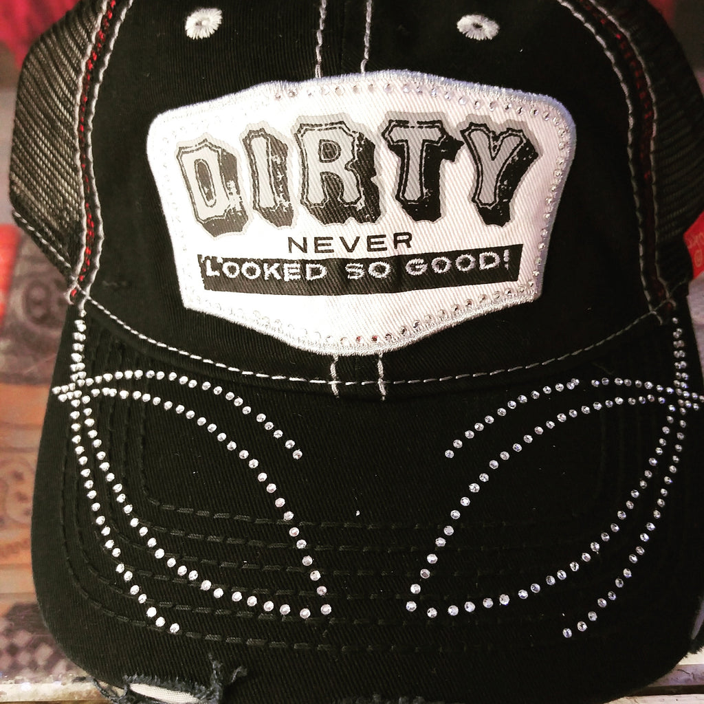 Dirty Never Looked So Good - Racing Hat