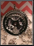 Race Girl Custom Locket