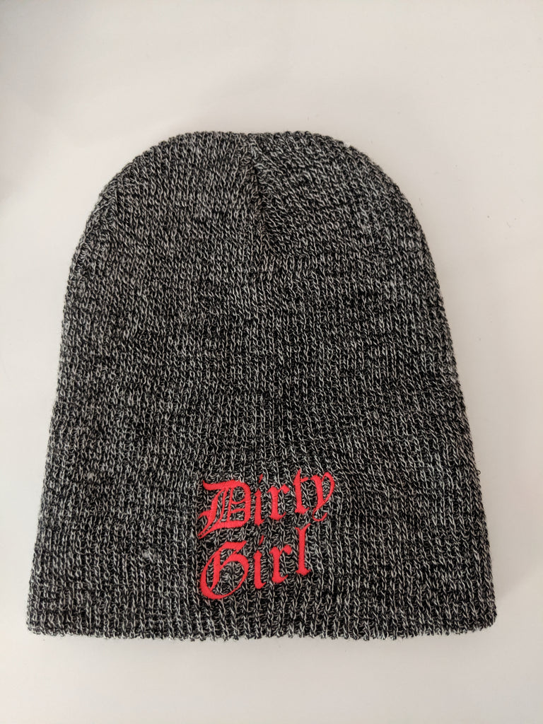 Dirty Girl Knit Hat