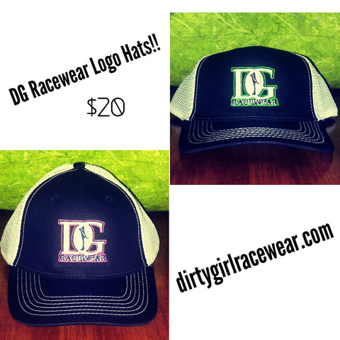 DG Racewear Logo Hats (Mens and Ladies)