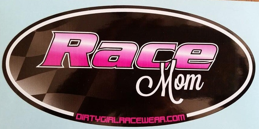 Race Mom/Wife/Sister Decals