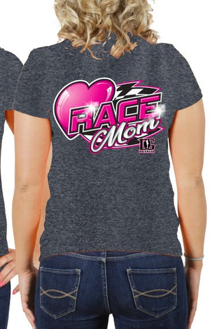 Race Mom T-Shirts