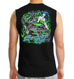Revved Up Dirt Late Model Sleeveless Tee