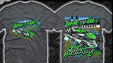 Time To Get Slideways - Late Model Black or Gray T-Shirt!