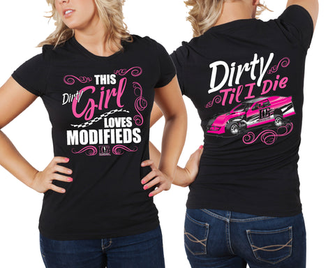 This Dirty Girl Loves Modifieds