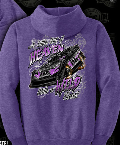 Wild Side Dirt Late Model Hoodie