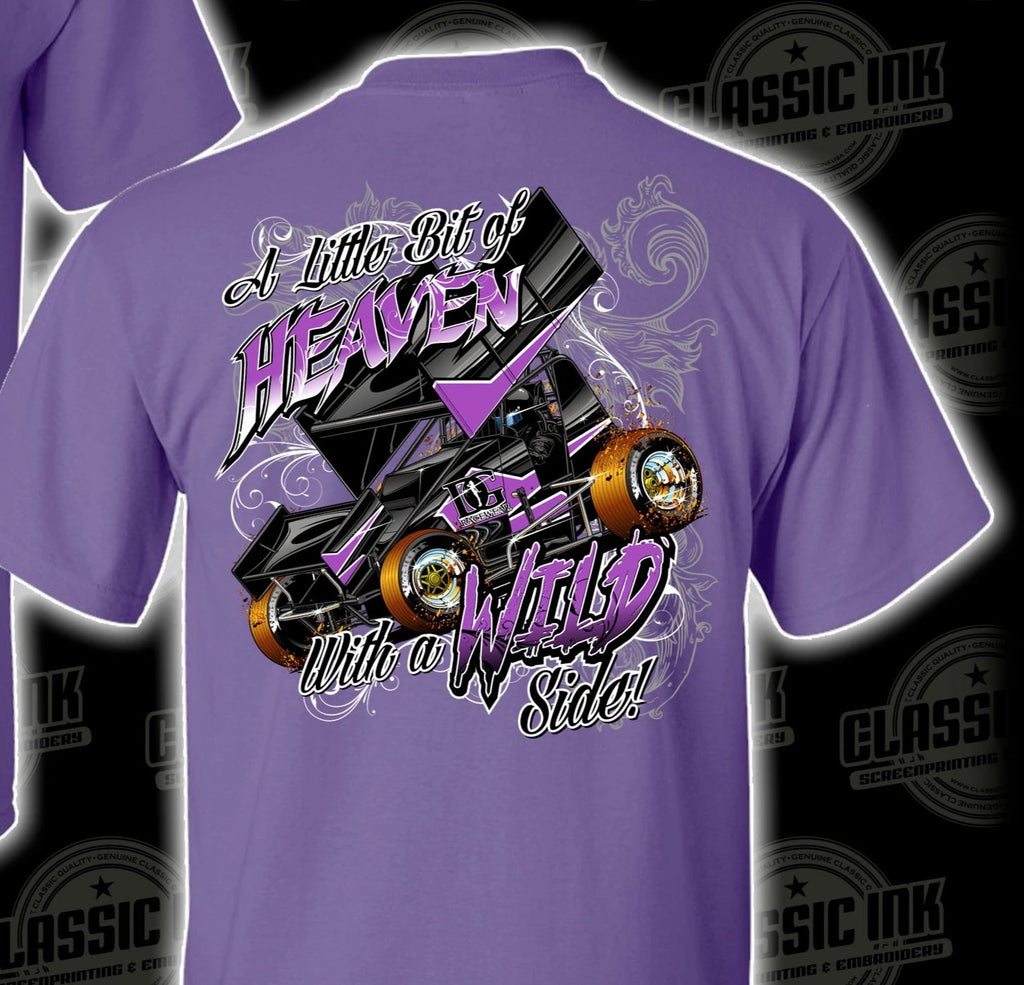 Wild Side Sprint Car T Shirt
