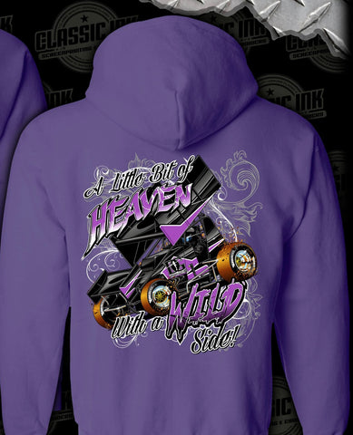Wild Side Sprint Car Zip Up