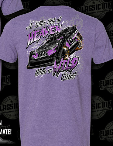 Wild Side Dirt Late Model T Shirt