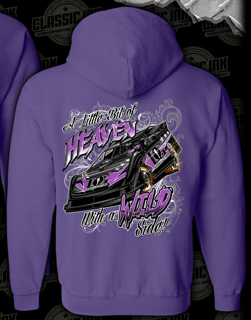 Wild Side Dirt Late Model Zip Up