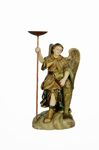 Archangel Raphael With Fish Ch