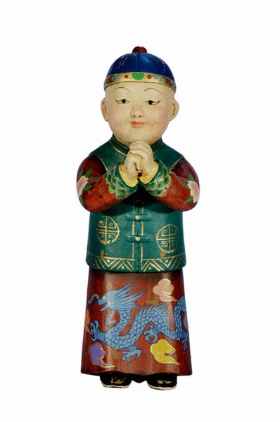 Chinese Boy Figure