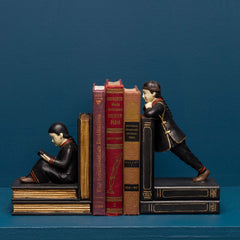 FENG & FUNG BOOKENDS